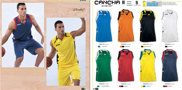 足球服篮球服运动队服饰创意设计资料素材
