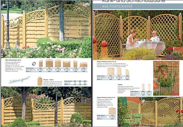 & j 2013年花园木制品图册 花坛花架木栅栏花园家具创意设计资料素材