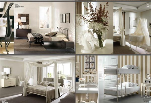 欧式家具沙发床具设计简欧软装搭配