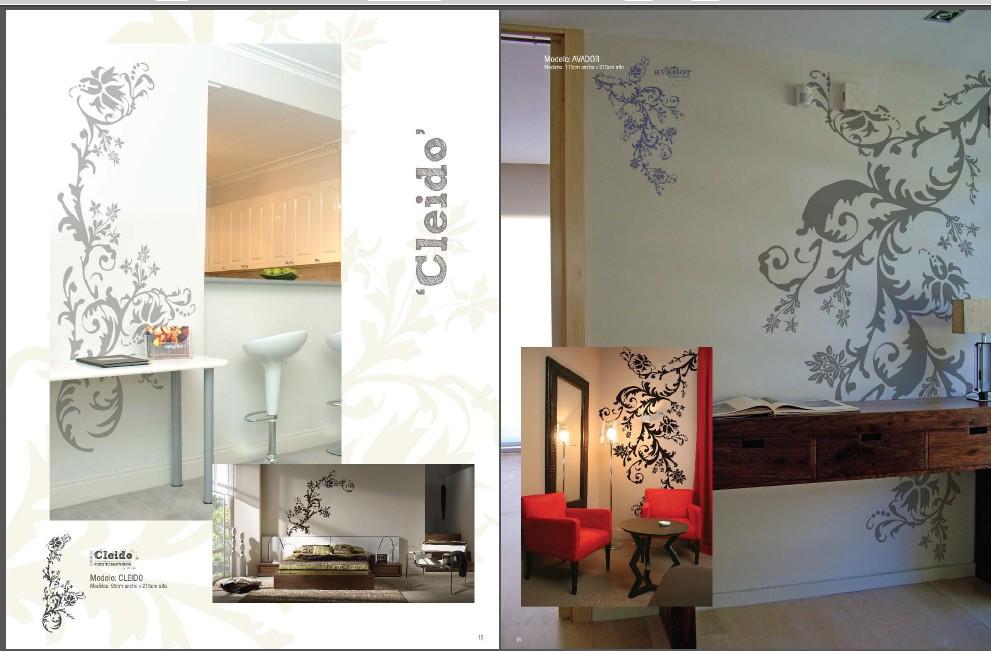 墙纸墙绘装饰花纹图案