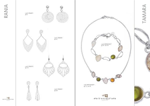 首饰目录图册 首饰珠宝项链吊饰银饰创意设计素材