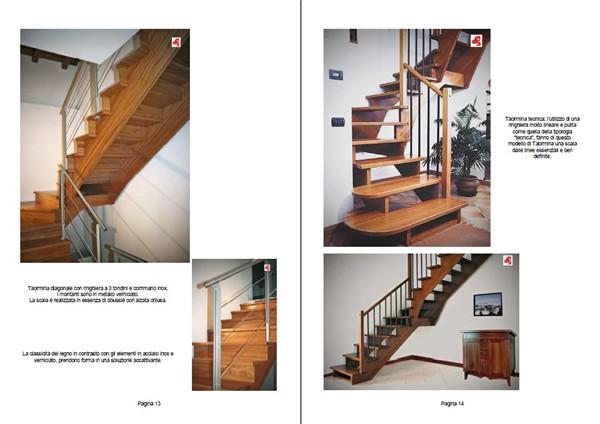 dms 楼梯目录图册 实木铁艺楼梯别墅楼梯旋转楼梯装修创意设计素材