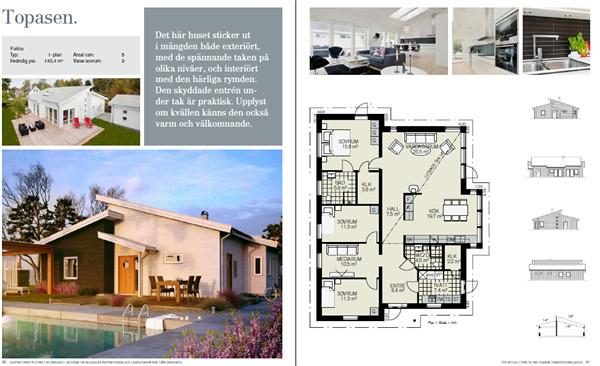 欧式民居别墅建筑设计