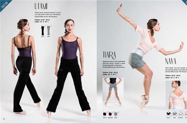 舞蹈服饰服装创意设计资料素材