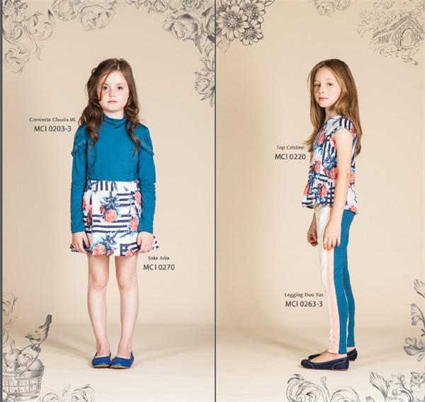 童装设计童装模特摄影创意设计素材