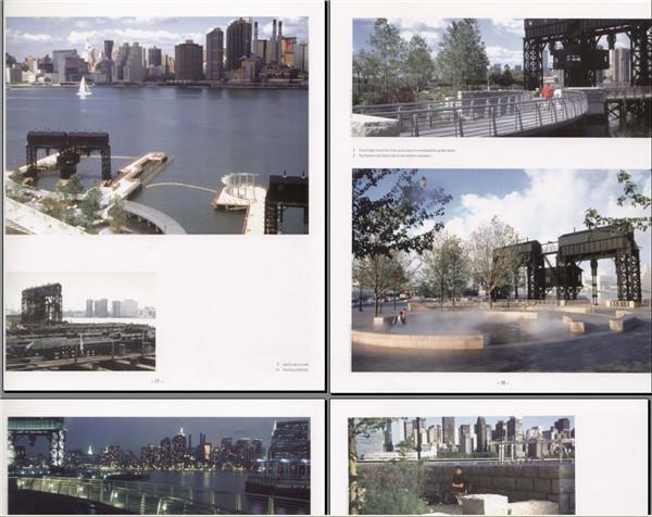 3141 公园广场景观图册 公园居住景观园林绿化环艺创意设计资料素材