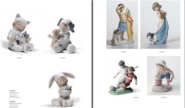 陶瓷精品工艺动物