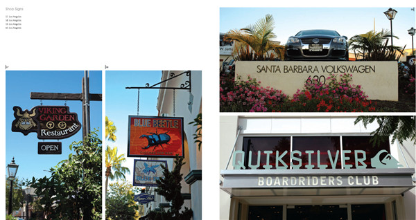 5664 广告导视牌设计图册 公共导视牌标志牌指示牌创意设计素材