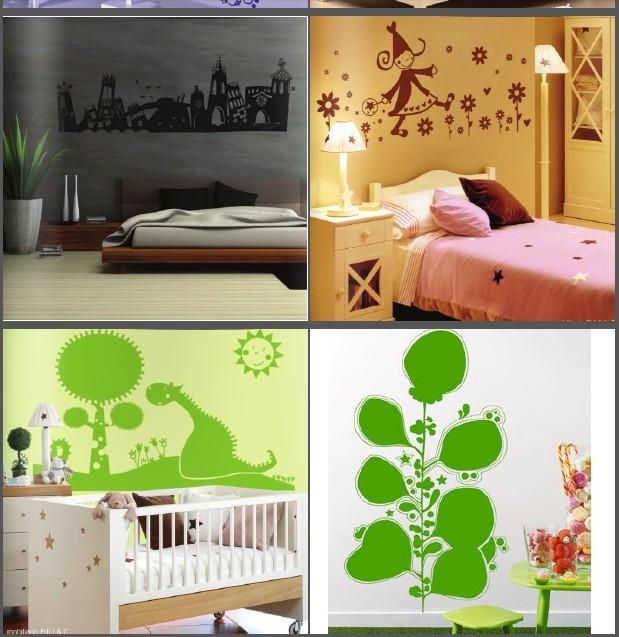 主题墙花边装饰图片