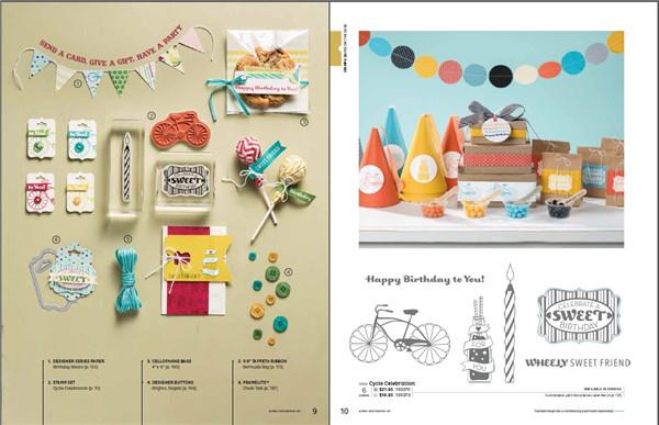 目录图册 手工文具包装礼品贺卡纸品创意设计素材