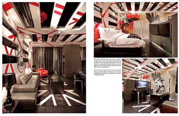 6876 室內裝修圖冊 臥室浴室裝修創意設計素材