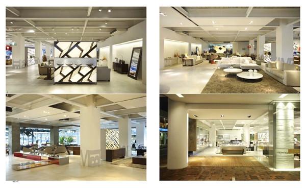 6868 商業空間裝修圖冊 服裝店鋪鞋包店面裝修創意