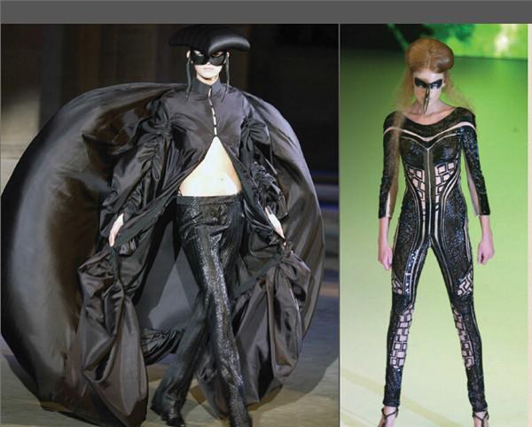 服装设计专辑 时装创意模特走秀设计资料素材