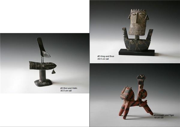 素材页码:44  页 素材格式:pdf电子版   创意设计主题: 陶艺雕塑