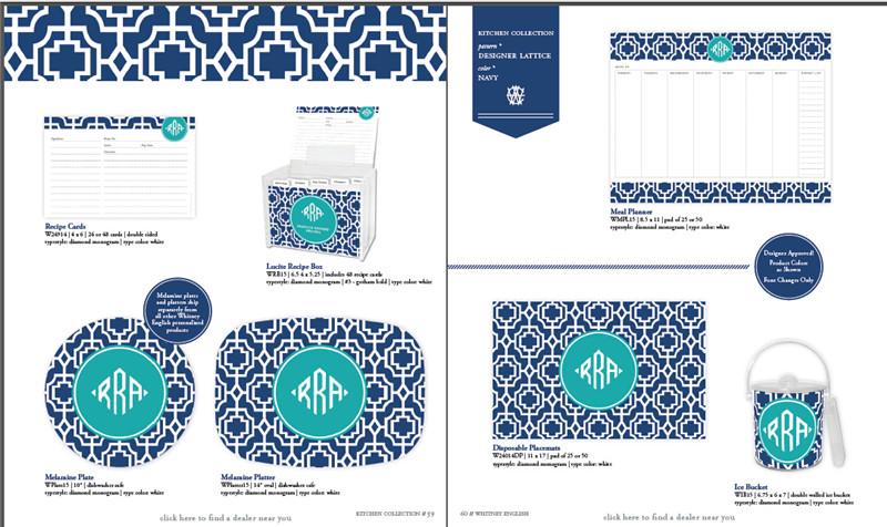 餐具用品包装文具图案创意设计