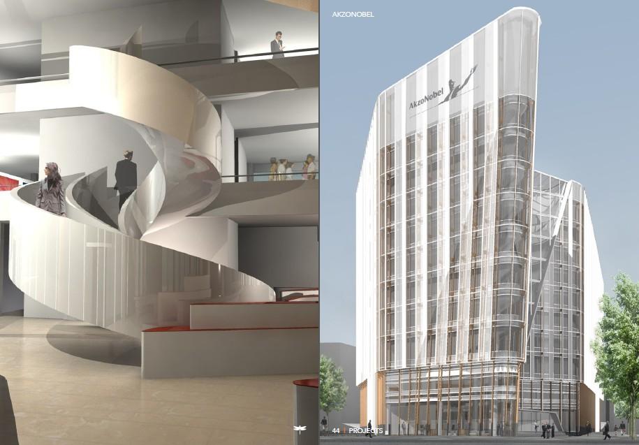 建筑外观空间建筑景观建筑规划创意设计资料素材
