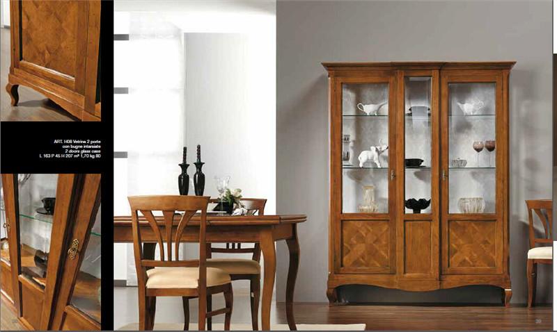 实木橱柜衣柜酒柜欧式家具创意