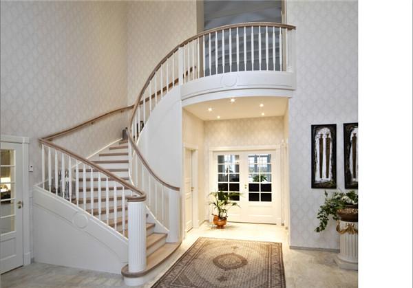 楼梯目录图册 实木楼梯别墅楼梯旋转楼梯装修创意