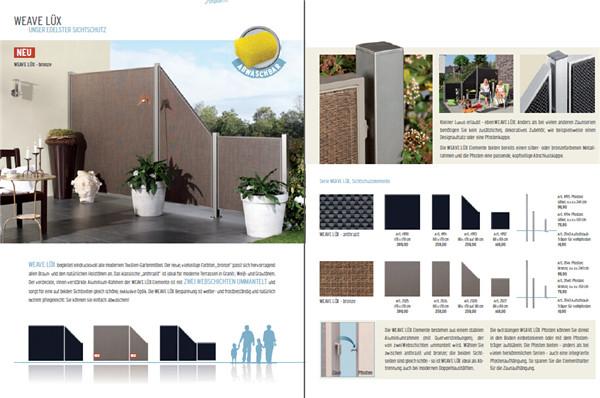 2013年花园木制品图册