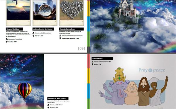 儿童创意书籍封面设计